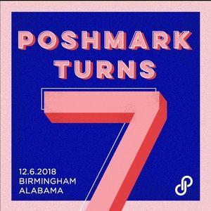 Poshmarks 7th birthday party!